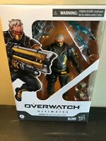 "IN HAND HASBRO OVERWATCH ULTIMATES 6"" SOLDIER: 76 ACTION FIGURES"