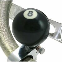 American Shifter 143052 Black Flame Shift Knob with M8 x 1.25 Insert 8 Ball