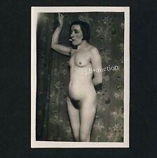 NUDE WOMAN or MAN ? FRAU oder MANN NACKT * Vintage 1920s Photo Gay Int #3