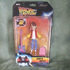 "NECA Back to the Future 6"" Marty McFly Figure Toony Classics Animate New Sealed"