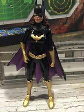 "batman unlimited DC universe classics BATGIRL figure 6"" loose"