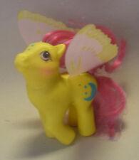 Vintage 80 s My little pony Starry Wings-étoile lumière g1 Windy Wing 1988 hasbro