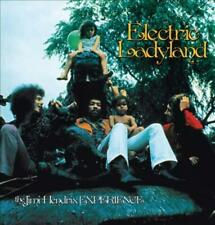 JIMI HENDRIX - ELECTRIC LADYLAND: 50TH ANNIVERSARY DELUXE EDITION (3 CD+BLU-RAY)
