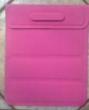 Incase Pink Suede Envelope Sleeve For All iPads- New!