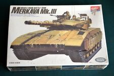 ACADEMY 1:35  KIT CARRO ARMATO MERKAVA MK. III ISRAELI MAIN BATTLE   ART 1391