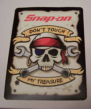 **NEW** Snap On Tools Don't Touch My Tresure Decal