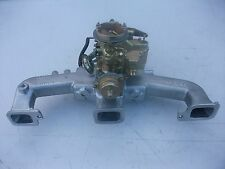 RECONDITIONED GENUINE 186S WW STROMBERG + MANIFOLD TO HT HG 186S HOLDEN + MONARO