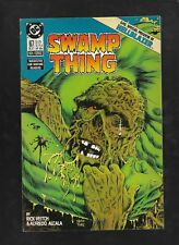 SWAMP THING #67 - 1ST HELLBLAZER CAMEO! - (6.5) 1987