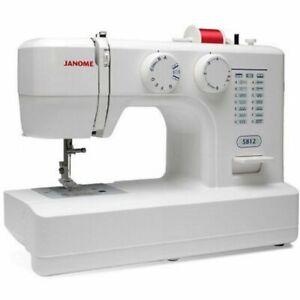 Janome 5812 Sewing Machine New