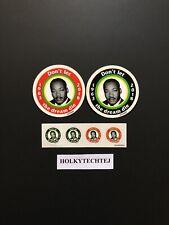 100% Authentic Supreme Mlk Sticker Set