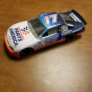 Darrell Waltrip #17 Orange Blue Parts America 95 1:24 Diecast NASCAR Monte Carlo