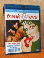 Frank & Eva (Blu-ray/DVD, 2018, 2-Disc Set) NEW Sylvia Kristel Hugo Metsers