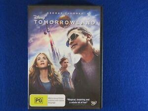 Disney TomorrowLand - DVD - Free Postage !!