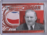 2012-13 (HKY) ITG Motown Madness Patch of Honor #PH34 Jack Adams