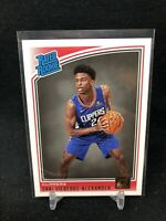 Shai Gilgeous-Alexander 2018-19 Panini Donruss Rated Rookie RC #162 W94