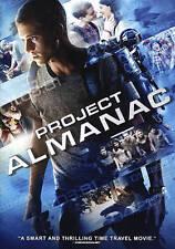 Project Almanac (DVD, 2015)