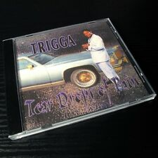 Trigga - Tear Drops Of Pain 1998 USA CD Mint [G-Funk, Gangsta] RARE OOP #01-2*