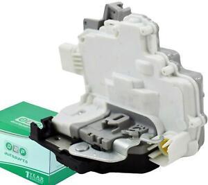 FRONT LEFT DOOR LOCK ACTUATOR MECHANISM 1P2837015 FOR VW EOS SKODA SUPERB