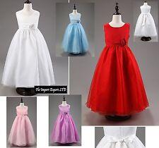 Vestito Cerimonia Feste Natale Bambina Party Girl Christmas Dress CDR020