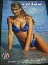 VINTAGE Venus Swimwear Summer 2002 #V172 Morena Corwin cover + Brooke Burke