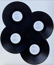 New listing RAMONES 4 'IT'S ALIVE' ACETATES --FROM PRODUCER ED STASIUM COLLECTION - MINT