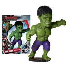 "NECA MARVEL AVENGERS 2 HULK EXTREME XL 8"" HAND PAINTED HEAD KNOCKER BOBBLE HEAD"