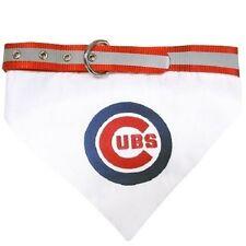 Pets First MLB Chicago Cubs Pet Bandana - Medium- NEW!!