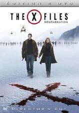 The X-Files Régenération DVD NEUF SOUS BLISTER