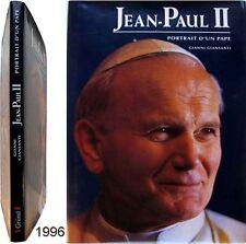 Jean-Paul II portrait d'un pape 1996 Giansanti Tosatti Karol Józef Wojtyła Gründ