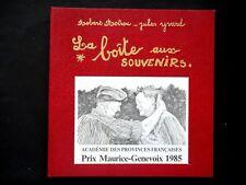 LA BOITE AUX SOUVENIRS - PAR ROBERT ROTROU JULES YVARD - ENTRE PERCHE ET MAINE