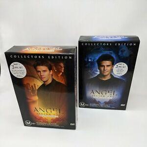 Angel Season 1 Collectors Edition Part 1 & 2 Box Set David Boreanaz DVD Buffy