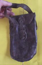 Ancien Étui Blister Gendarmerie Militaire rétro vintage cuir