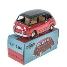 FIAT 600 Multipla bicolor 1:48 Mercury Hachette Diecast Model Car MY002