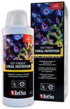 Red SEA Reef Energy A 1L CORALLO Nutrition ADDITIVO Acquario Marino Vasca dei Pesci