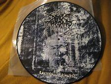 DARKTHRONE ravishing grimness ORIG VINYL PIC LP mayhem  satyricon