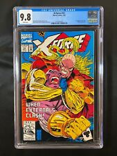 X-Force #12 CGC 9.8 (1992) - 1st appearance of Crule
