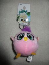 Angry Birds Hatchlings Pink Plush Bird Bag Charm / Key Chain