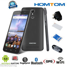 """5.5"""" Homtom HT27 3G Mobile Phone Fingerprint 8GB Android 6.0 Dual SIM OTA WIFI"""