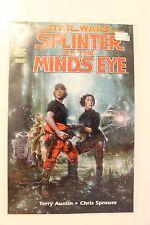 Star Wars Splinter Of The Mind's Eye 1 Of 4 By Dark Horse Comics December 1995