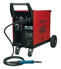 Sealey Professional Gas/No-Gas MIG Welder 190Amp with Euro Torch MIGHTYMIG190
