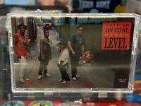 Ghetto Boys Grip It On That Other Level cassette tape Rap A Lot 1989 OG [Geto]