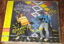 Junior Senior - Hey Hey My My Yo Yo JAPAN CD (2005) NEW +1 video