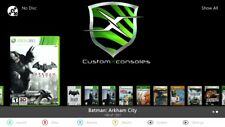 ✅ Custom Xbox 360 2tb Modded SNES SEGA MAME✅