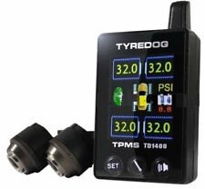 TPMS TD1400A-X Tyredog Tyre Pressure Wireless Monitor System 4WD