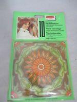 Vintage Rubbermaid Decorative tile decorations self-adhesive washable German 10