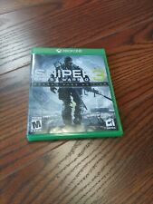 Sniper 3 Ghost Warrior Season Pass Edition (Microsoft Xbox One, 2017) Very Good