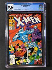 Uncanny X-Men #231 CGC 9.6 (1988)