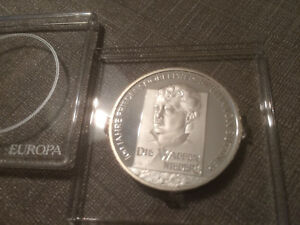 10 Euro ALLEMAGNE 2005 Bertha Von Suttner - protégée