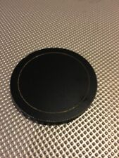 49mm Metal Screw-On Lens Cap for Canon Nikon Sony Pentax Universal DSLR Camera