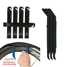 2Pcs велосипед шина черный пластиковый рычага велосипед рычаги для шин шины ремонт инструмент для удаления